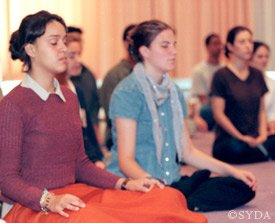 The Siddha Yoga Practices